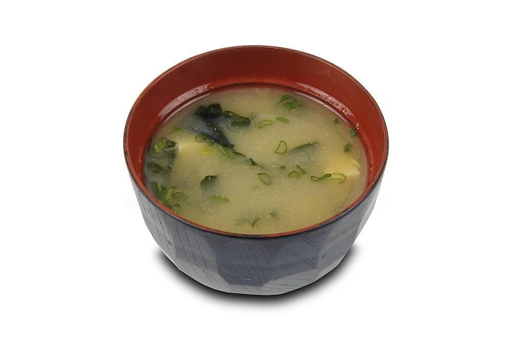 Missohiro - Sopa feita com Missô